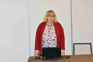 Davorka Schmidt, viša stručna savjetnica MZO - a u Odsjeku za cjeloživotno učenje